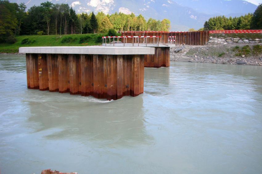 Construction d'une nouvelle liaison routière transchablaisienne Vaud-Valais