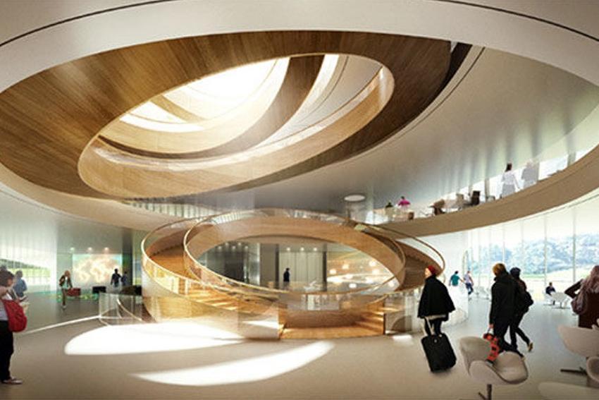 Construction d'un nouveau bâtiment pour le siège du comité international olympique (CIO)